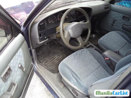 Toyota Hilux Manual 1997 in Metro Manila