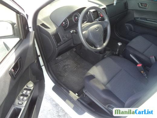 Hyundai Getz Manual 2011 in Metro Manila