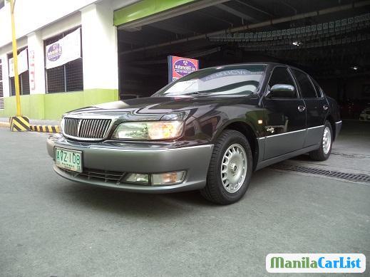Nissan Cefiro Automatic 2001 in Metro Manila