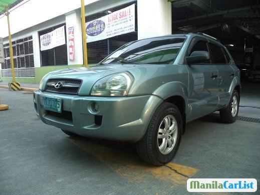 Hyundai Tucson Automatic 2006 in Metro Manila