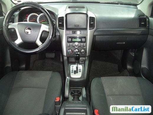 Chevrolet Captiva Automatic 2010 - image 3
