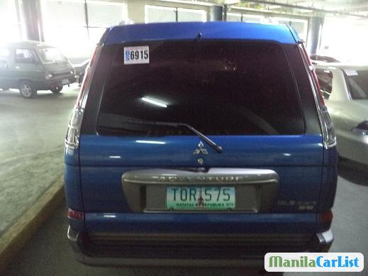 Mitsubishi Adventure Manual 2012 in Metro Manila