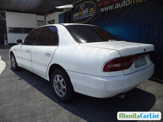 Mitsubishi Galant Automatic 1994 in Metro Manila