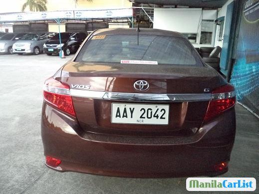 Toyota Vios Automatic 2014 in Metro Manila