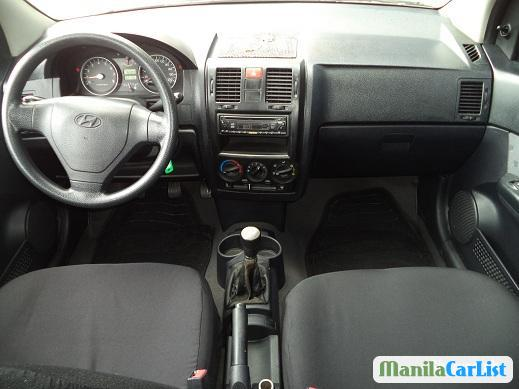 Hyundai Getz Manual 2005 in Metro Manila