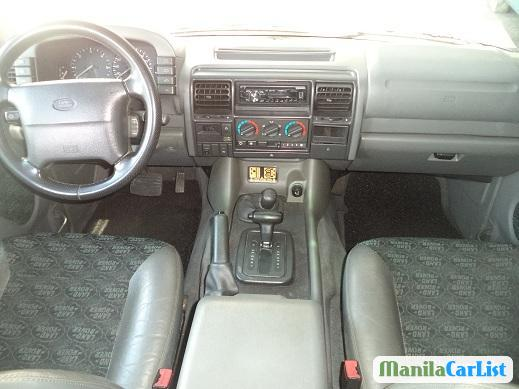 Land Rover Discovery Automatic 1997 in Metro Manila