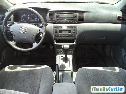 Toyota Corolla Automatic 2006 - image 3