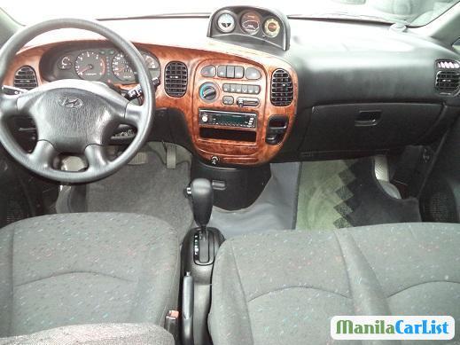 Hyundai Starex Automatic 2002 in Metro Manila