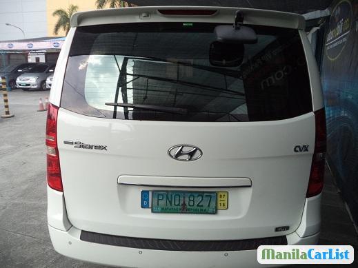Hyundai Starex Automatic 2011 in Metro Manila