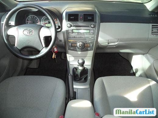 Toyota Corolla Manual 2010 in Metro Manila
