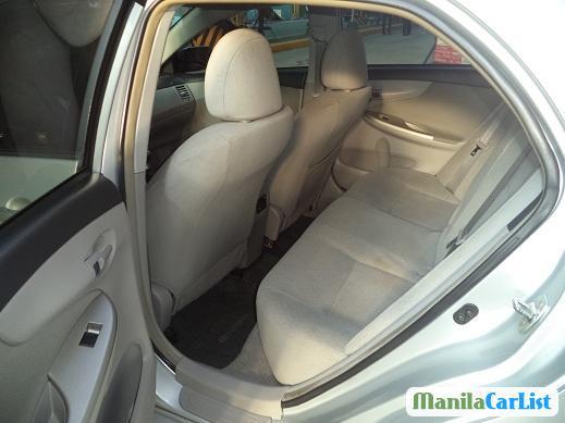 Toyota Corolla Manual 2010 in Metro Manila
