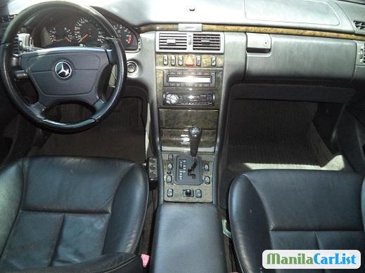 Mercedes Benz E-Class Automatic 1998 in Metro Manila