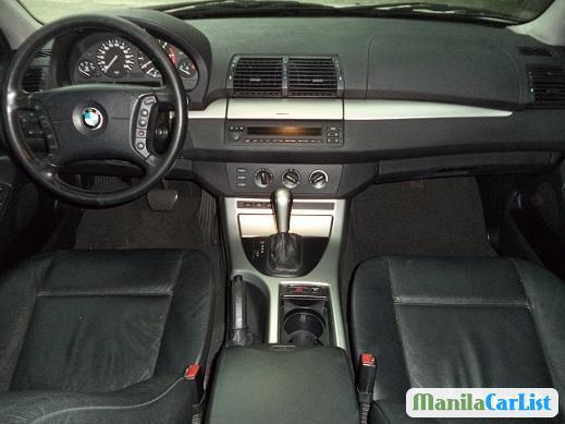 BMW X Automatic 2004 in Metro Manila