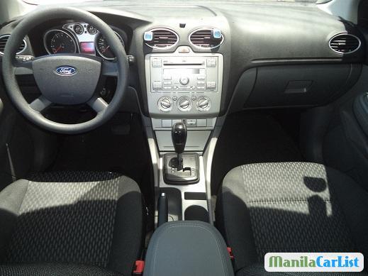 Ford Focus Automatic 2012 in Metro Manila