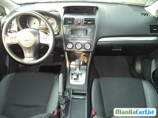 Subaru Impreza Automatic 2014 in Metro Manila