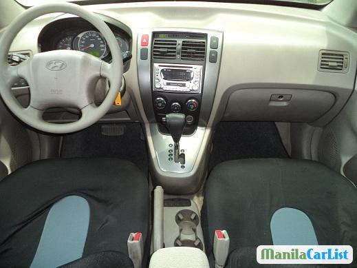Hyundai Tucson Automatic 2005 in Metro Manila