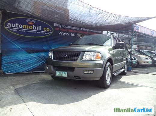 Ford Expedition Automatic 2004 in Metro Manila