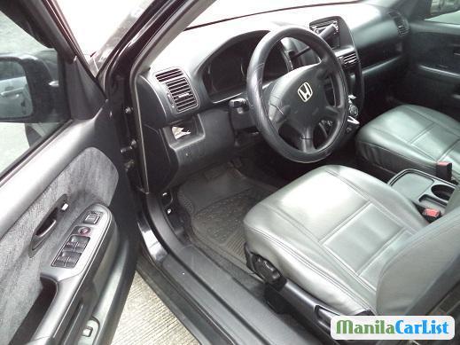 Honda CR-V Automatic 2006 in Metro Manila