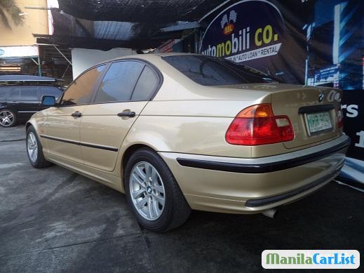 BMW 3 Series Manual 2000 in Metro Manila