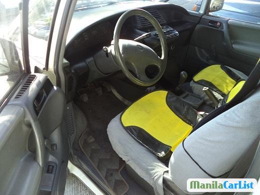Toyota Previa Manual 1994 in Metro Manila