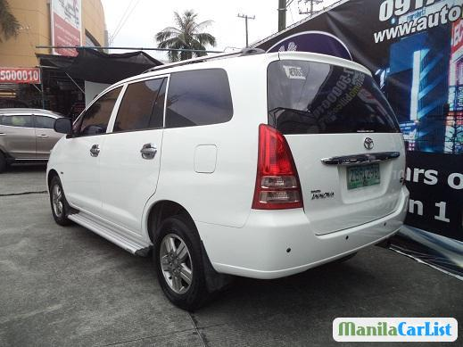 Toyota Innova Manual 2005 in Metro Manila