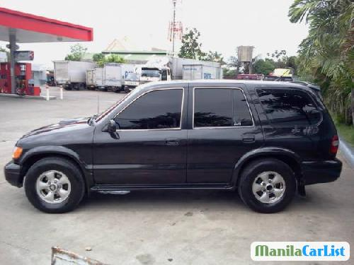 Kia Sportage Manual in Philippines