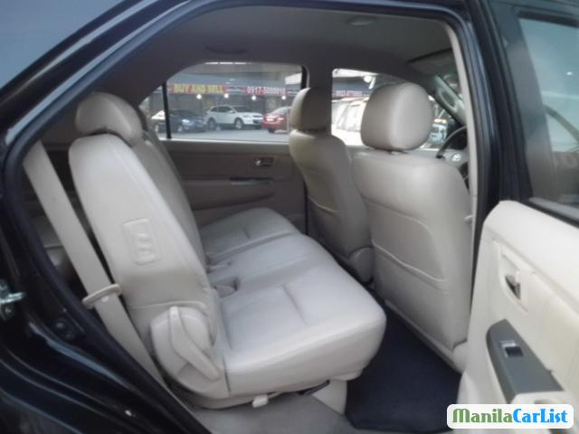 Toyota Fortuner Automatic 2008 in Philippines