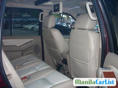 Ford Explorer Automatic 2008 in Philippines