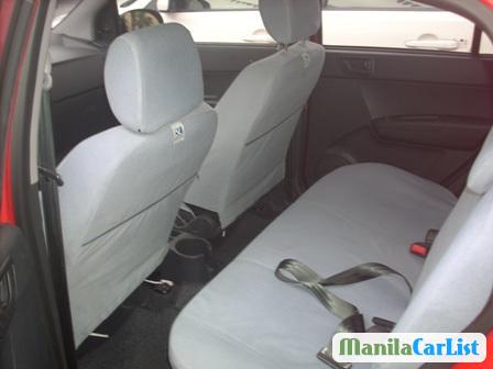 Hyundai Getz Manual 2009 in Philippines