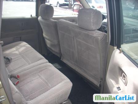 Toyota Revo Manual 2004 in Philippines