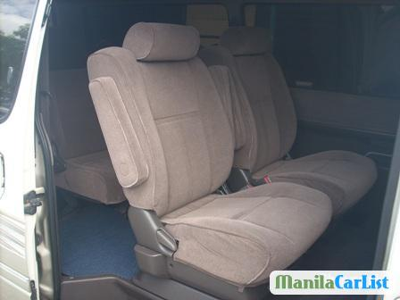 Toyota Hiace Manual 2004 in Philippines