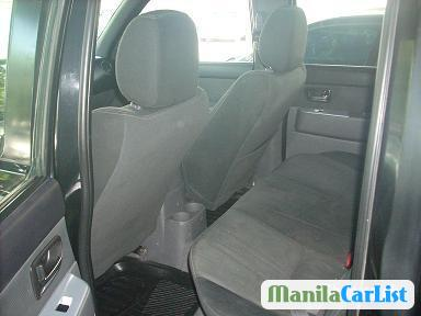 Ford Ranger Manual 2009 in Philippines