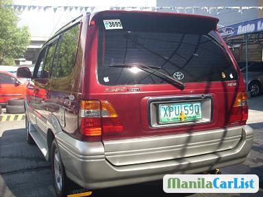 Toyota Revo Automatic 2004 in Philippines