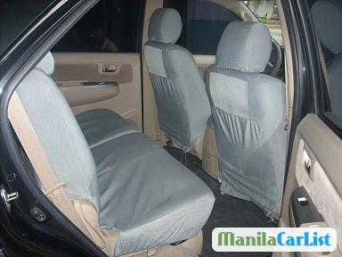 Toyota Fortuner Automatic 2006 in Philippines