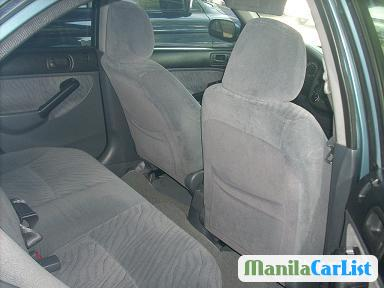 Honda Civic Manual 2001 in Philippines