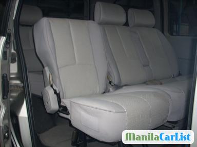 Mitsubishi Space Gear Automatic 2004 in Philippines