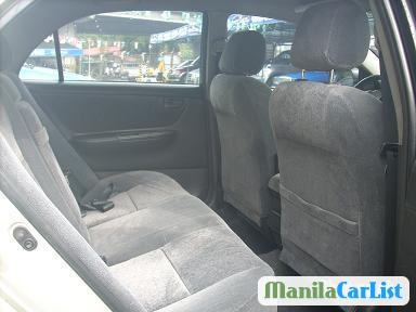Toyota Corolla Automatic 2005 in Philippines