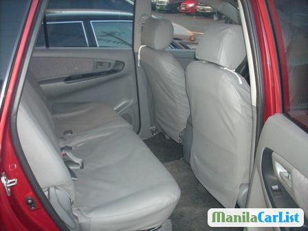 Toyota Innova Manual 2006 in Philippines