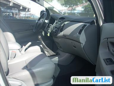 Toyota Innova Manual 2008 in Philippines