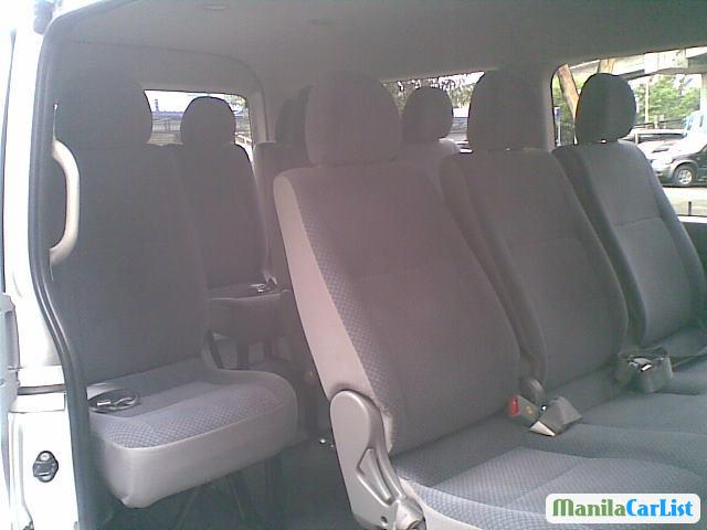 Toyota Hiace Manual 2010 in Philippines