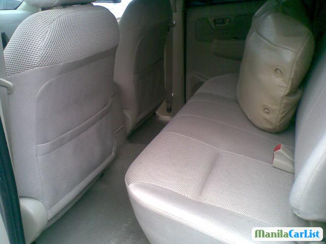 Toyota Hilux Manual 2007 in Philippines