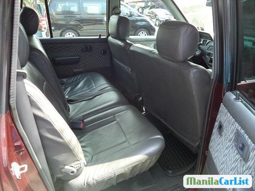 Toyota Revo Automatic 2002 - image 4