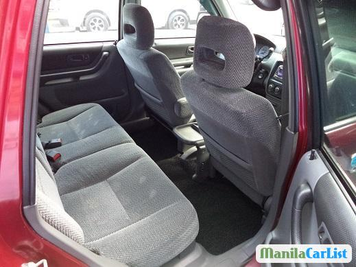 Honda CR-V Automatic 1999 in Philippines