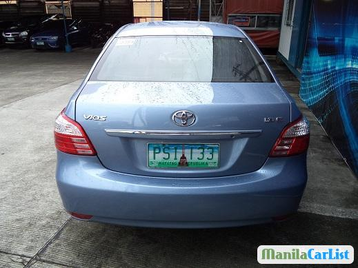 Toyota Vios Automatic 2010 in Philippines