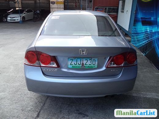 Honda Civic Manual 2007 in Philippines