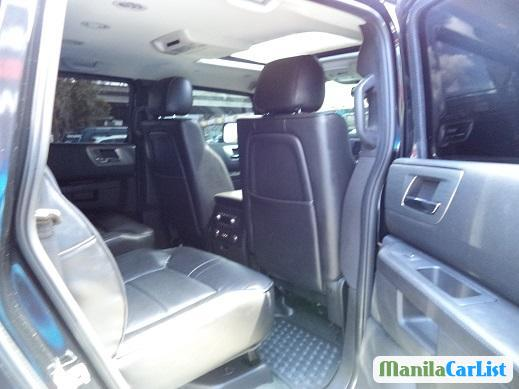Hummer H2 Automatic 2009 in Philippines