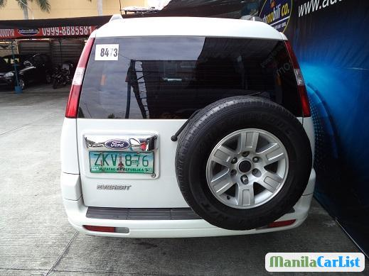 Ford Everest Automatic 2007 - image 4