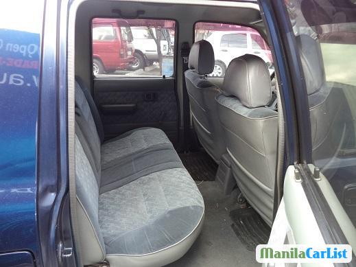 Toyota Hilux Manual 1997 in Philippines