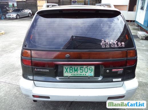 Mitsubishi Space Wagon Manual 1990 in Philippines