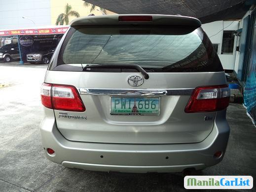 Toyota Fortuner Automatic 2010 in Philippines